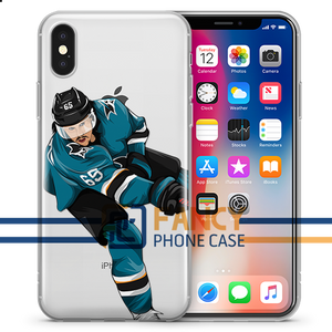 Crusher Hockey iPhone Case