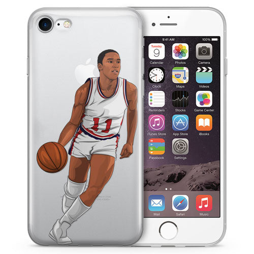Cuts Basketball iPhone Case
