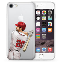 D-Rex Baseball iPhone Case
