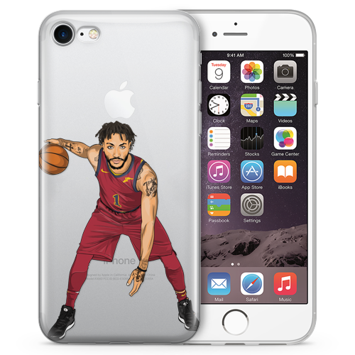 D-Rose Basketball iPhone Case