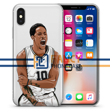DD Basketball iPhone Case