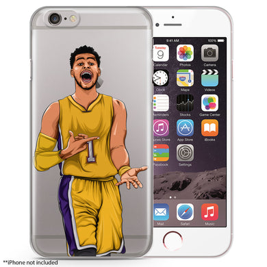 DLo Basketball iPhone Case