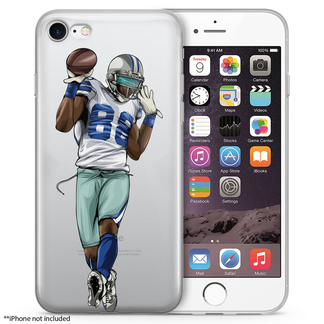 Dez Football iPhone Case