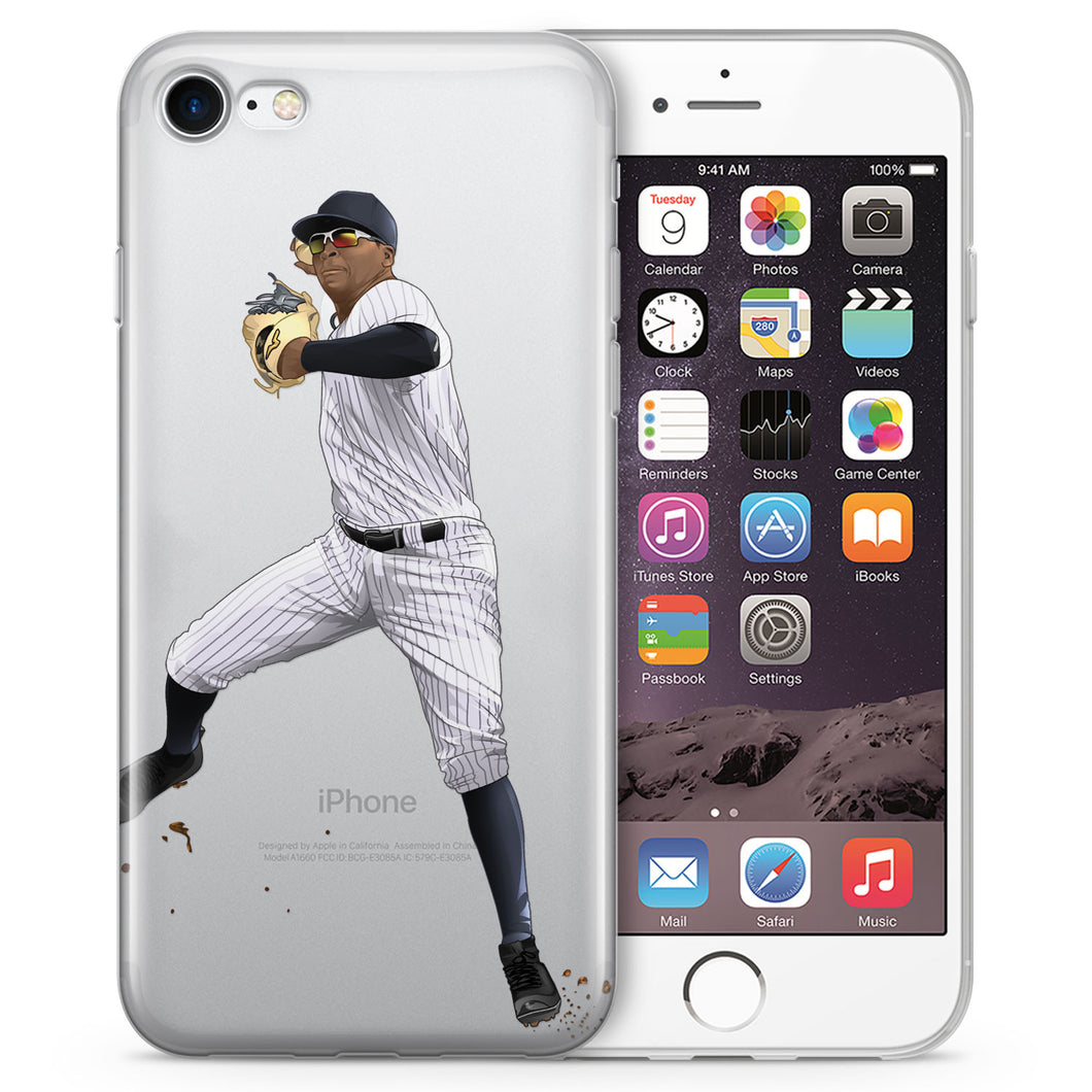 Didi Baseball iPhone Case