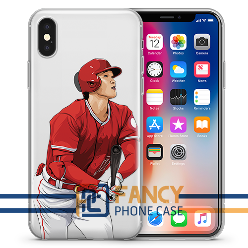 Double Weapon Baseball iPhone Case
