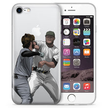 Drew Baseball iPhone Case
