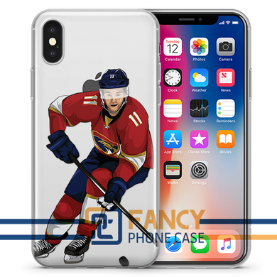 Duby Doo Hockey iPhone Case