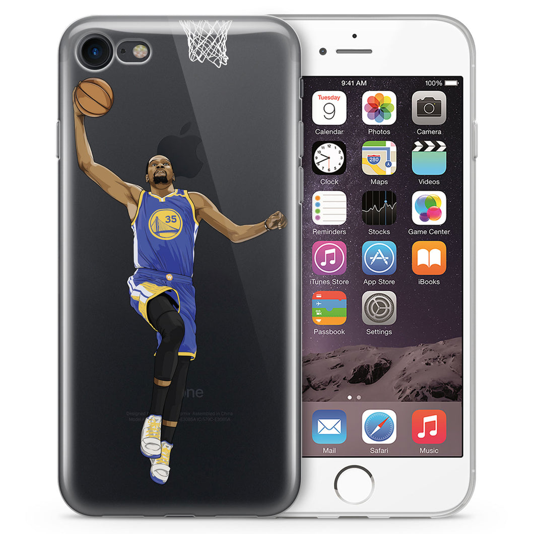 Durantula Basketball iPhone Case