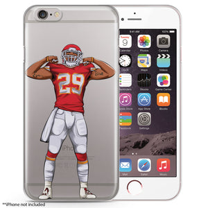 EB Football iPhone Case
