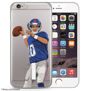 Easy Football iPhone Case