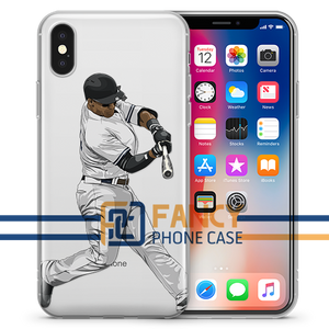 El Papa Baseball iPhone Case