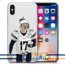 Felipe Rios Football iPhone Case