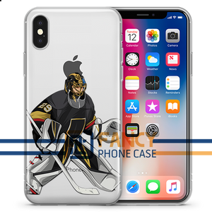 Flower Hockey iPhone Case