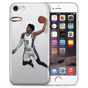 Fox SAC Basketball iPhone Case