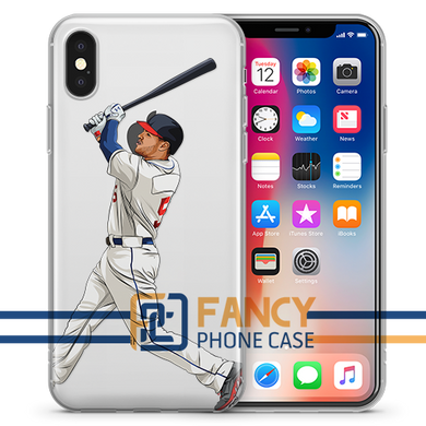 Freddie Baseball iPhone Case