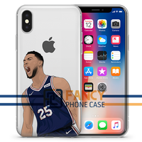 Fresh Prince Basketball iPhone Case