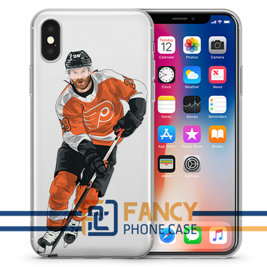 G Hockey iPhone Case