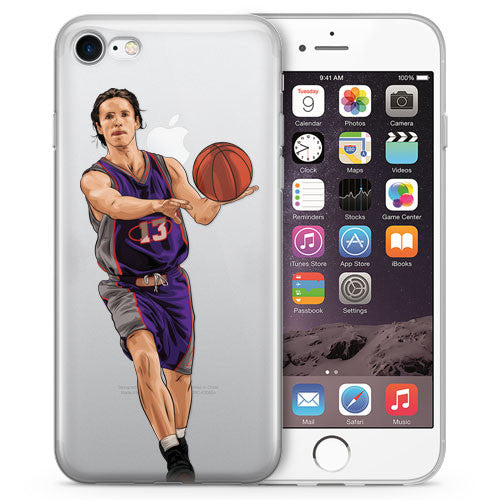 Gatsby Basketball iPhone Case