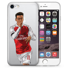 German Messi Soccer iPhone Case