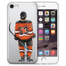 Ghost Hockey iPhone Case