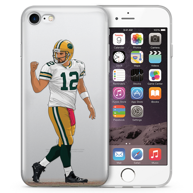 Godgers Football iPhone Case