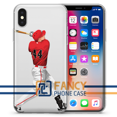 Goldy Baseball iPhone Case