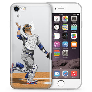 GrandyMan Baseball iPhone Case