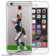 Gronk 2 Football iPhone Case