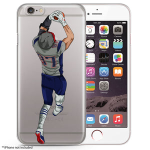 Gronk Football iPhone Case