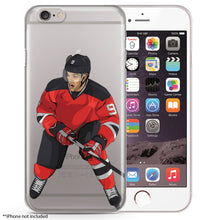 Hallsy Hockey iPhone Case