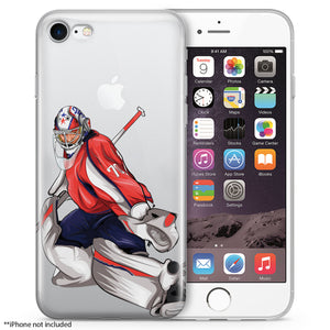 Holtbeast Hockey iPhone Case