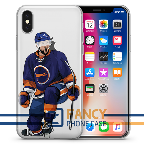 JB Hockey iPhone Case