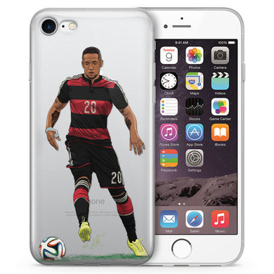 Jerome Soccer iPhone Case