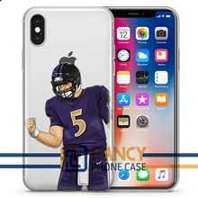 Joe Cool Football iPhone Case