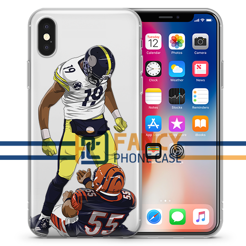JuJu Football iPhone Case