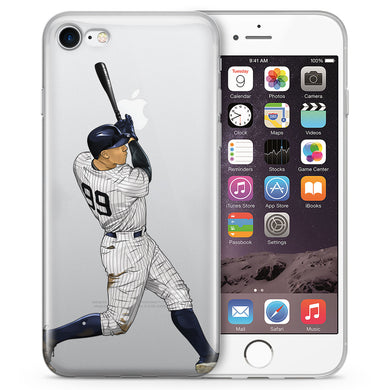 Judgey 2.0 Baseball iPhone Case