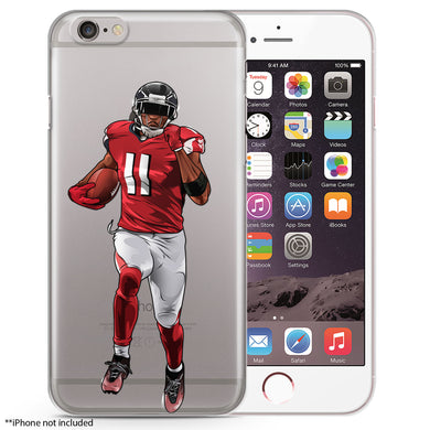Julio Football iPhone Case