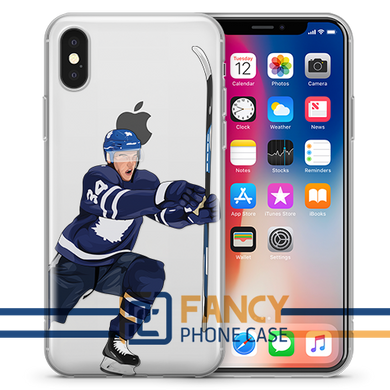 K2x Hockey iPhone Case
