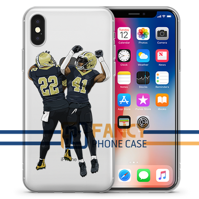 KamGram Football iPhone Case
