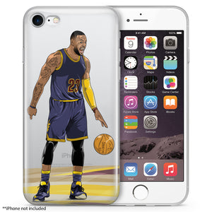 King 3 Basketball iPhone Case