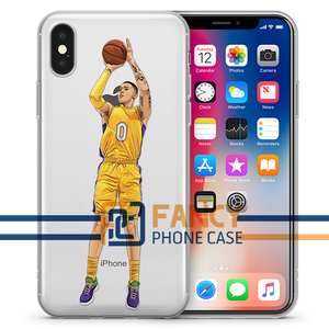 King Kuz Basketball iPhone Case