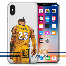 King LAL Basketball iPhone Case