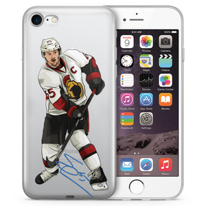 Kirby Hockey iPhone Case