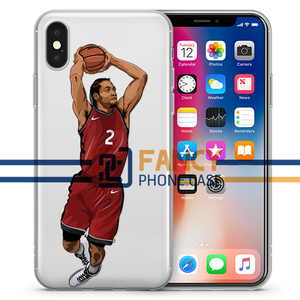 The Klaw Basketball iPhone Case