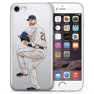 Klubot Baseball iPhone Case