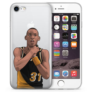 Knick Killer Basketball iPhone Case