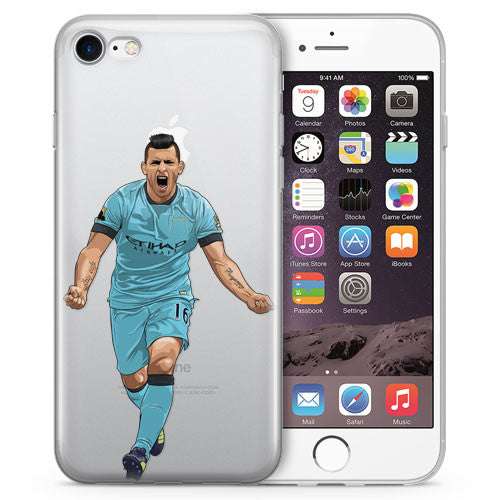 Kun Soccer iPhone Case