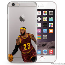 "Basketball iPhone Case ""L-Train"""
