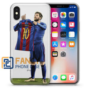 La Pulga Soccer iPhone Case