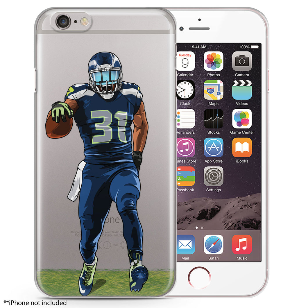 Legion of Boom Football iPhone Case